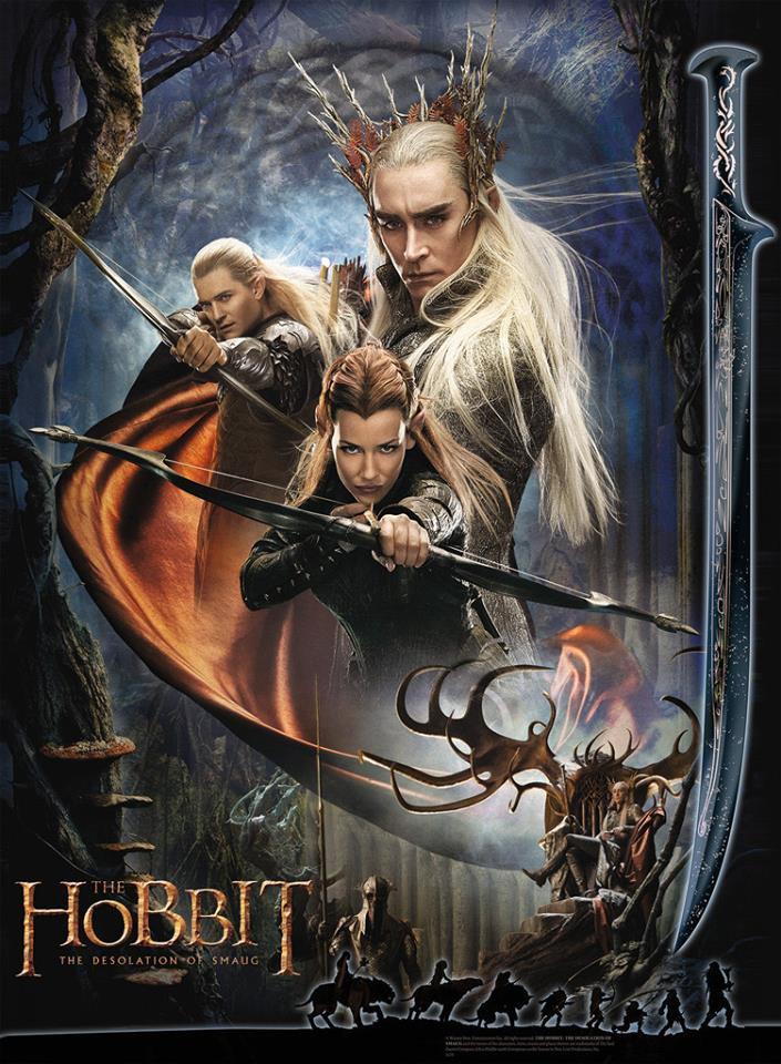 Poster des elfes