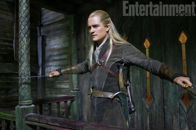 Elfes et les nouveaux habits de la compagnie.