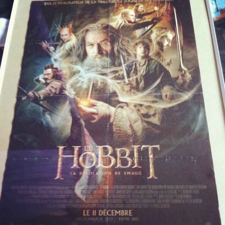 Vidéo Avant première Hobbit