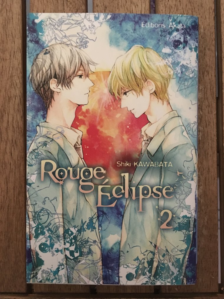 Rouge éclipse tome 2