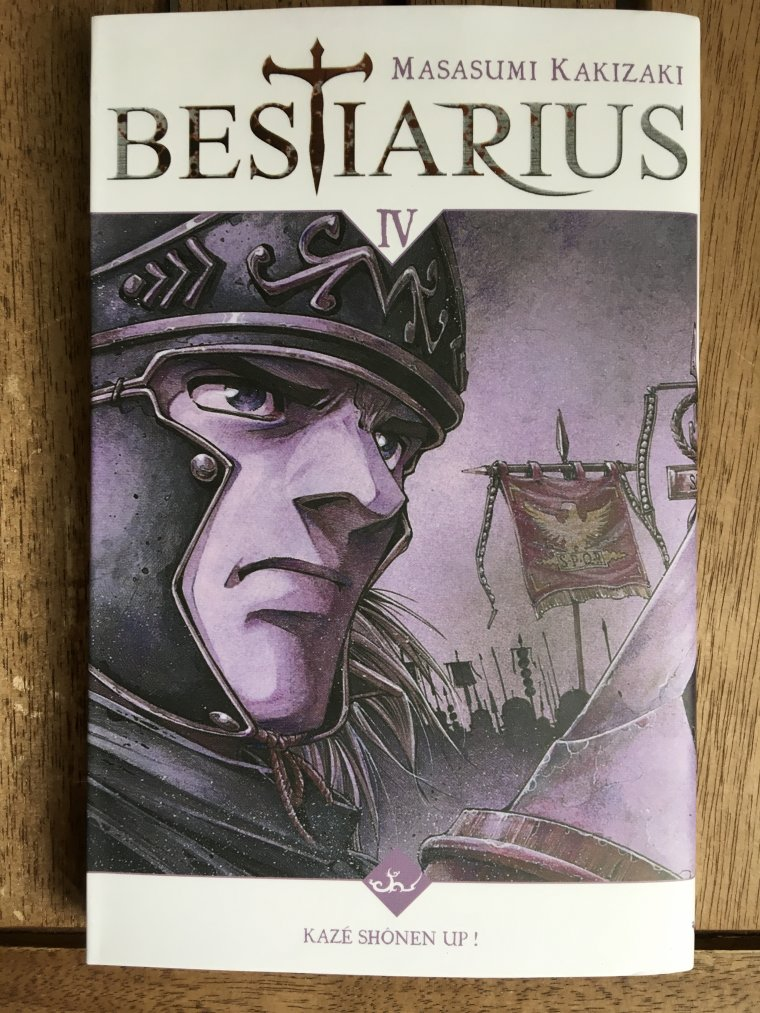 Bestiarius tome 4