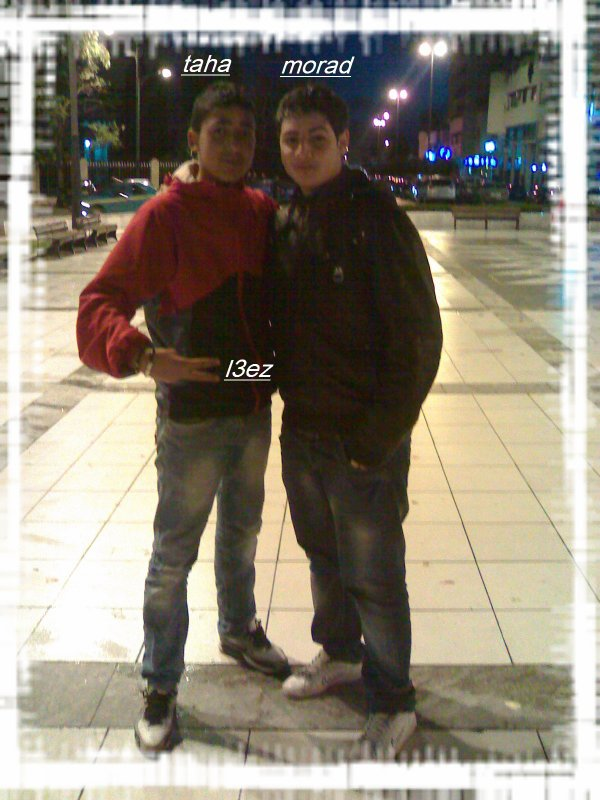 yo y amigo