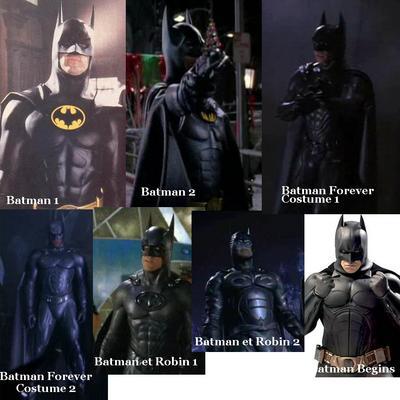Les different bat costume principalement naruto - Telecharger batman begins ...