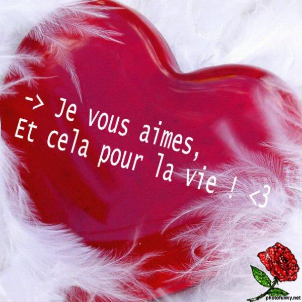 -> love