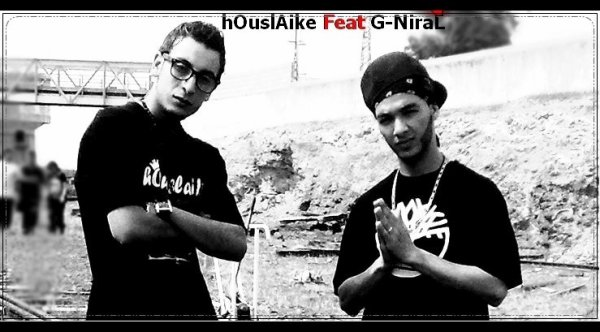 MAXI LA TOLERANCIA / Mr. HouslAike With G-Niral │Aich la vie kima bghiteha│ (2012)
