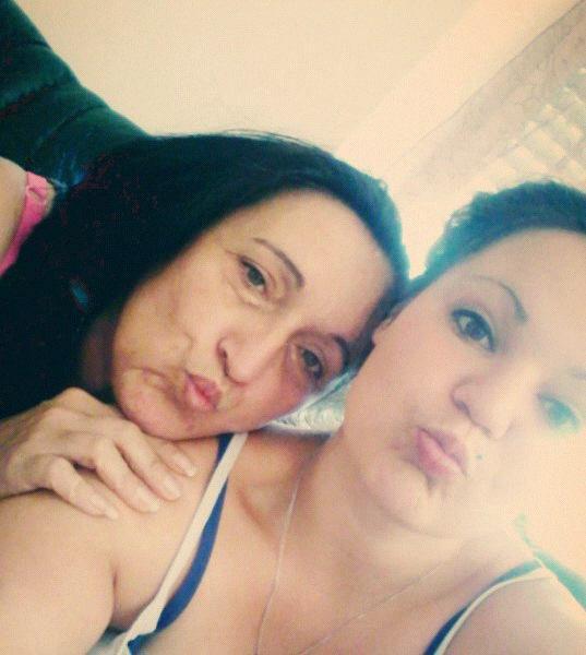 Mamounette & ma petite soeur ♥
