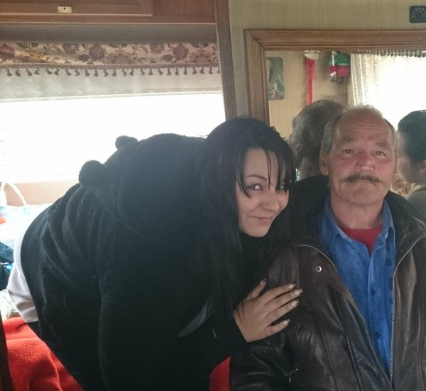 Moi et mon papa♥