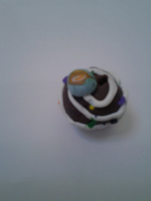 cup cake futur collier