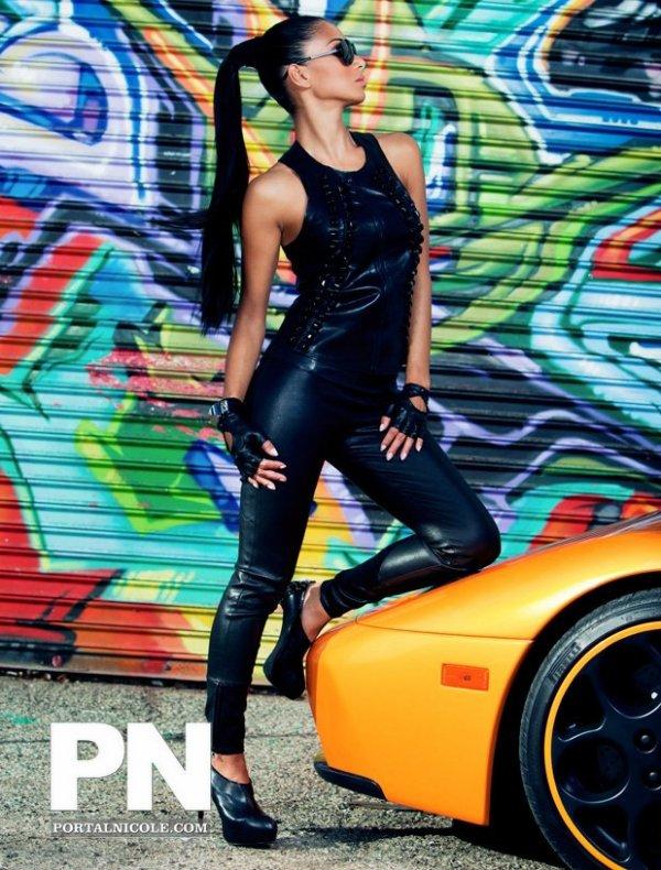 """Nicole - Photoshoot for """"Fabulous magazine"""""""