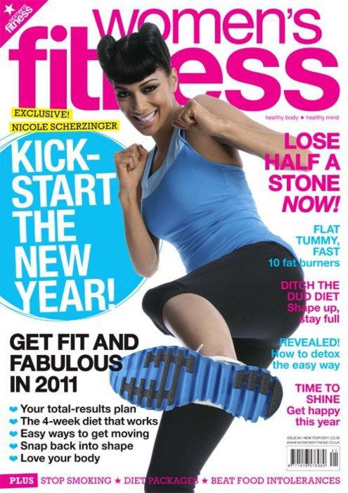 Nicole sur l'édition du Nouvel An de remise en forme pour les femmes