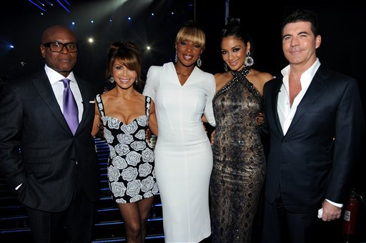 Mary J. Blige - Need Someone - X Factor USA (Results Top 5)