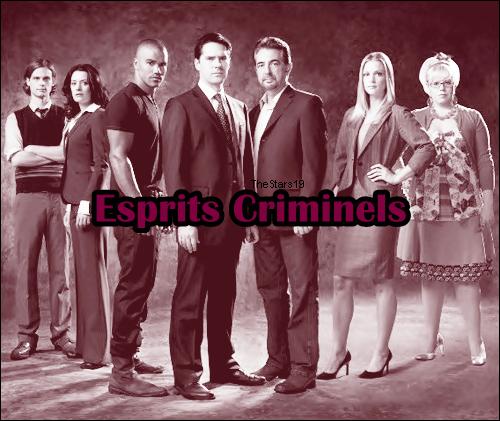 News D'esprits Criminels Saison 7 !!!