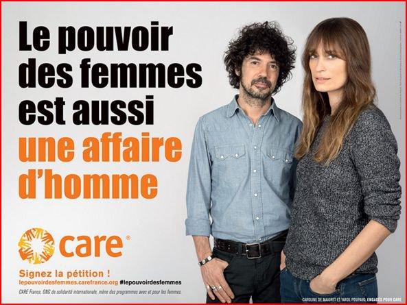 Association CARE et sa lutte pour l'égalité femme-homme