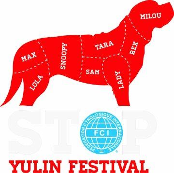 Yulin 2016: DEMAIN L'HORREUR SE REPRODUIRA... mais la mobilisation continue !