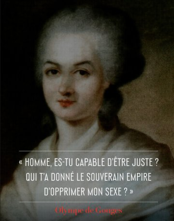 Quelques citations féministes