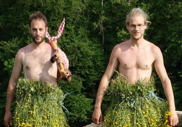 Nans & Mouts sont nus et culottés !