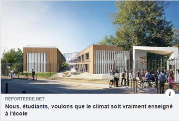 Bilan Marche pour le Climat / #Onestpret