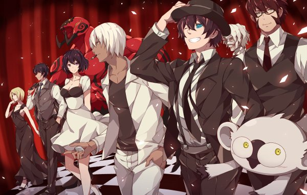 Blood Blockade Battlefront (Kekkai Sensen) - Petite Critique #3