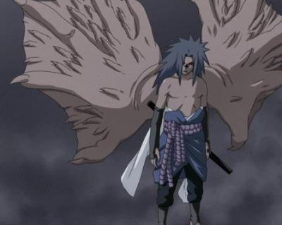 sasuke marque maudite niv 3