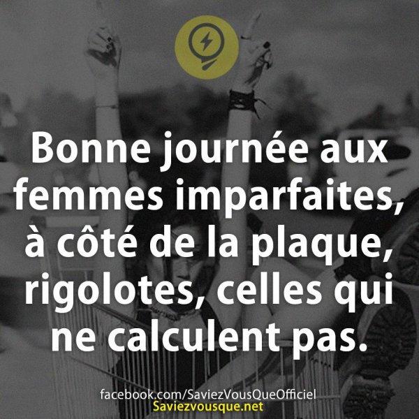 8 mars: journée mondiale de la femme