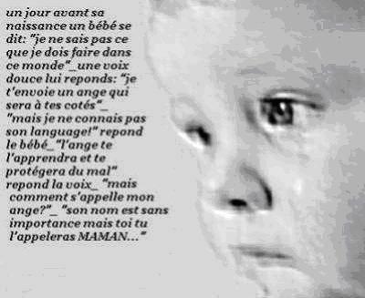 Voici Un Texte Pour Toute Les Maman Du Monde Keet 3