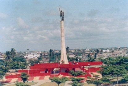 La ville de Cotonou