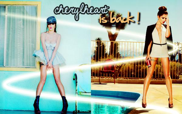 . Ta source française sur Cheryl est de retour !  .