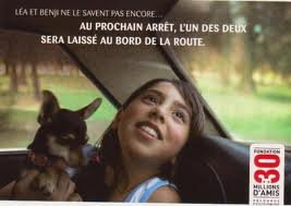 STOP aux ABANDONS !!!!!!!!!!!!!!!!