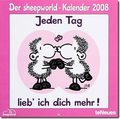 Jeden Tag lieb ich dich mehr ! - Sheepworld