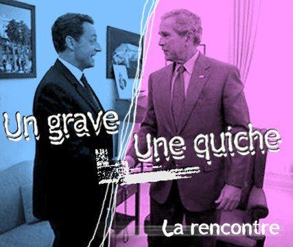 Un Grave / Une Quiche