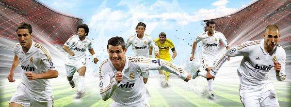 Portugal & Réal Madrid Para Siempre ! <3