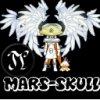 Skull-Mars