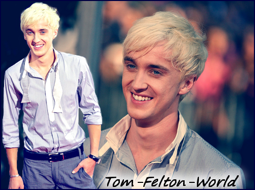 Nouvelle interview de Tom Felton