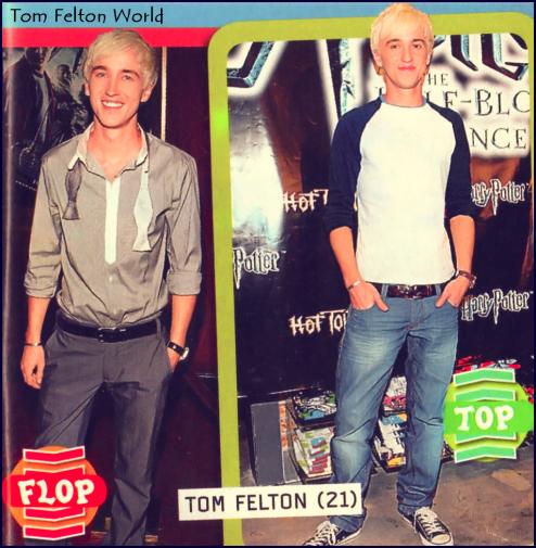 LE TOP / LE FLOP