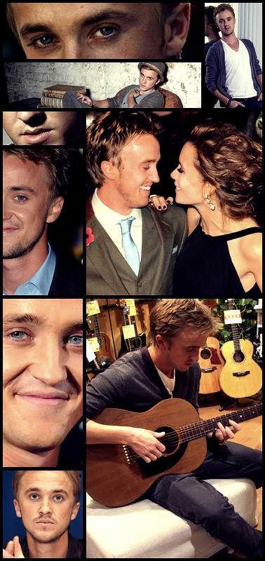 La NEWSLETTER de Tom-Felton-World