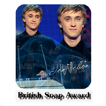 Tom à Auschwitz / British Soap Award / Best Vilain / MTV