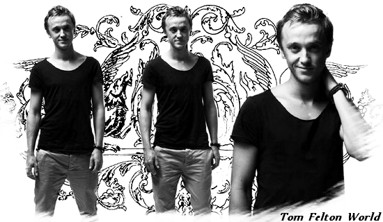 Nouvelles photos de Tom Felton par le photographe Chris Floyd