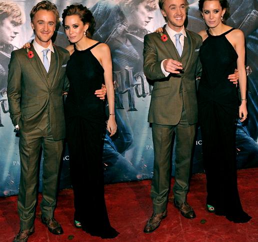 """Avant Première """"Harry Potter et les Reliques de la Mort"""" (Partie 1) à Londres"""
