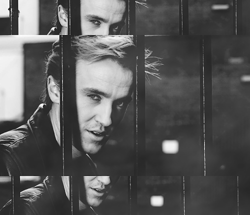Nouvelles photos de Tom Felton de Recognise Magazine