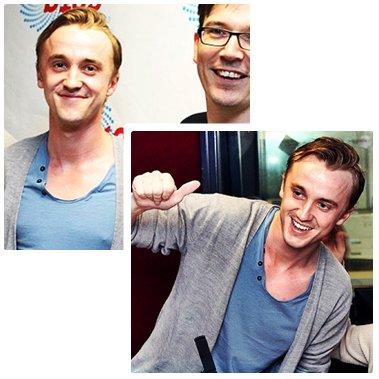 Tom Felton en Australie