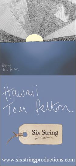 Nouvelle Chanson de Tom Felton : Hawaii