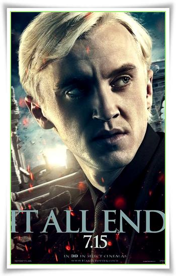 Image promotionnelle de Drago Malefoy