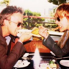La suite du photoshoot de Tom Felton et Rupert Grint
