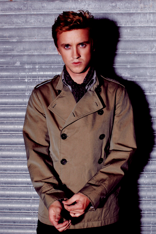 Nouvelle photo de Tom Felton