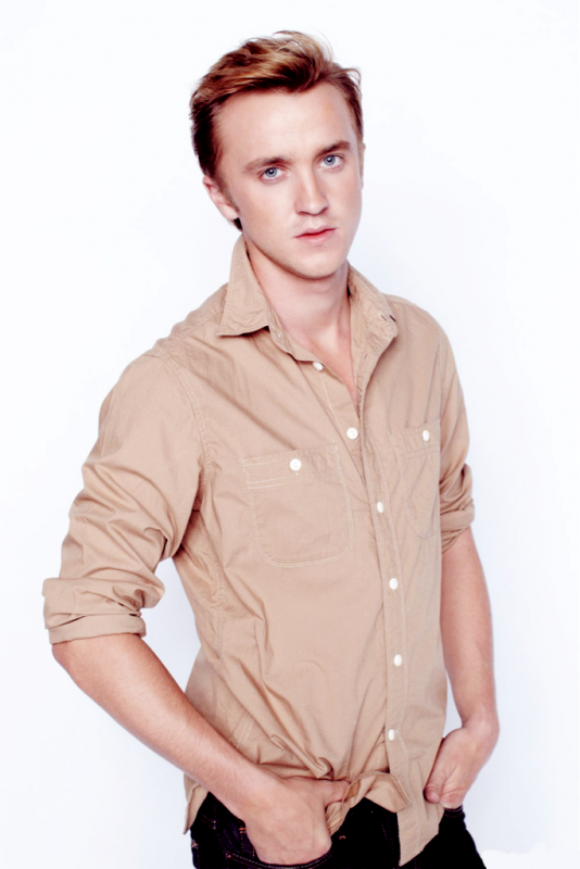 Nouvelle photo de Tom Felton d'un photoshoot inconnu