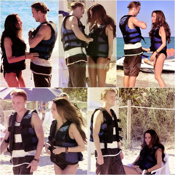 Tom Felton à Miami Décembre 2011 / Janvier 2012 (partie II)