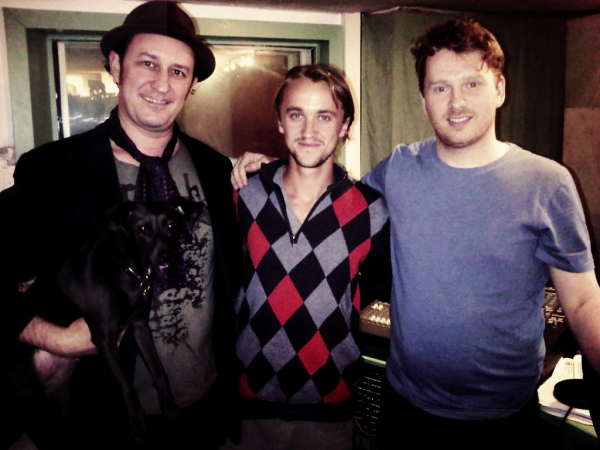 Tom Felton au Warner Bros.Studio Tour de Londres