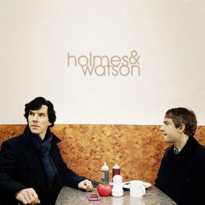 Sherlock Fiction_ Etrange soirée