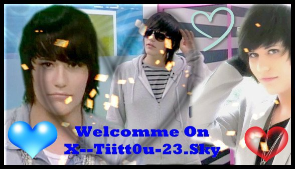 WELCOME ON X-TIIT0U-23