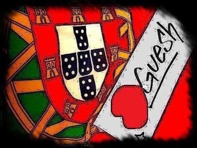 L'amour Du Drapeau , La Passion Du Maillot , L'honneur Des Couleurs - Portugal ♥